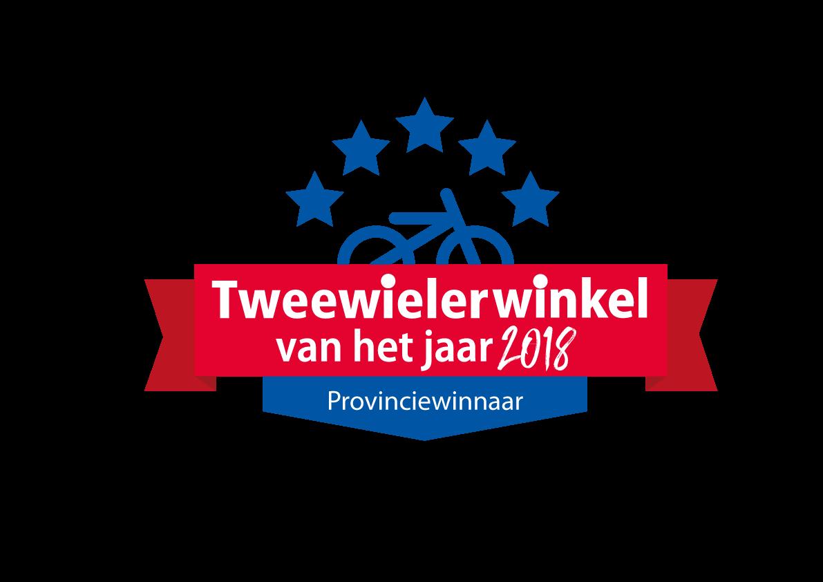 Provinciewinnaar 2018